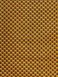 Boucles d'oreilles Wès / Wax Tribal jaune / Losanges / Tissu africain