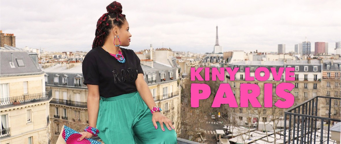 Kiny love Paris